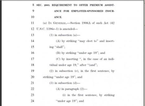 AHA legal text sample